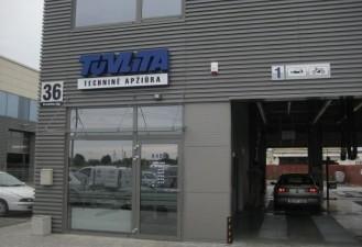 Techninė apžiūra Vilnius Justiniškės