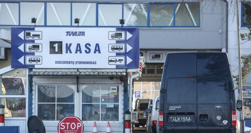 Techninė pagalba kelyje Vilniuje